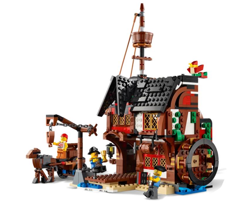 LEGO Pirates Inn
